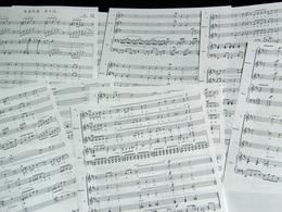 ちるちるさくらの楽譜